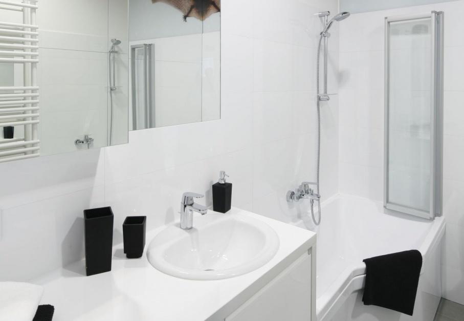 Radzimy Pomysł Na Małą łazienkę Wanna Z Parawanem
