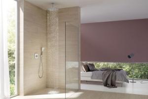 Relaks pod prysznicem: nowy model deszczowni