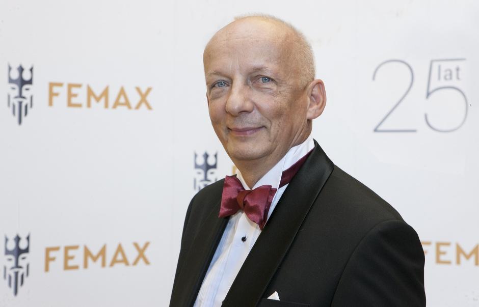 Krzysztof Dolny, Femax: Naszą główną siłą jest logistyka