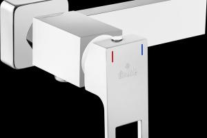 Eleganckie baterie: wybierz serię w bieli i chromie