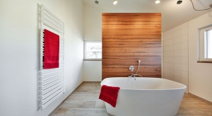 Naturalna łazienka - wybierz wapienne tynki