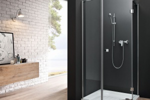 Modna strefa prysznica: przegląd kabin prysznicowych [podajemy ceny]