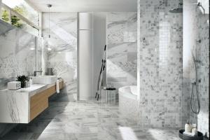 Pomysł na: łazienkę we włoskim stylu