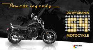 Tadmar organizuje loterię. Do wygrania kultowe motocykle