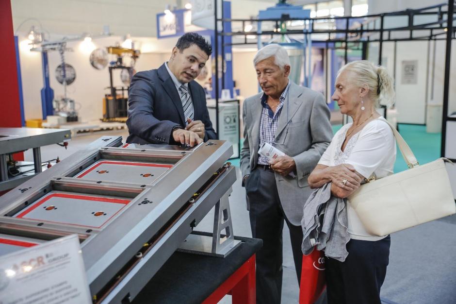 Tecnargilla pokaże nowe technologie w produkcji płytek i ceramiki