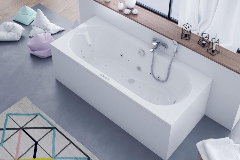 Funkcjonalna łazienka: najwyższa jakość od polskiego producenta wyposażenia