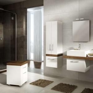Meble łazienkowe: 4 sposoby na strefę umywalki