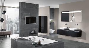 Funkcjonalna i elegancka - łazienka według Olivera Schweizera