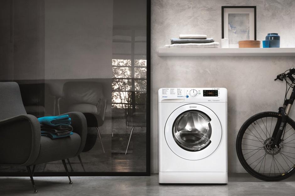 Nowoczesne AGD: energooszczędna pralka dla aktywnych