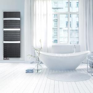 Stylowa łazienka: wybierz elegancki i funkcjonalny grzejnik