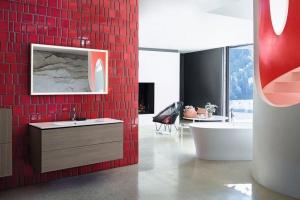 Łazienka na jesień: postaw na naturalne kolory