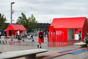 Instalacja Dornbracht na London Design Festival