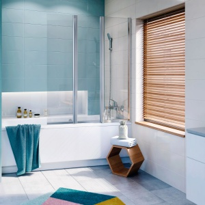 Strefa prysznica - tak ją urządzisz za mniej niż 3 tys. zł!