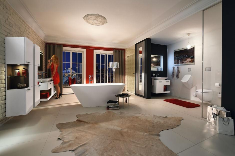 Domowe SPA: stwórz własną łazienkę wellness