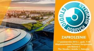 Studio Dobrych Rozwiązań zaprasza do Katowic! Gościem specjalnym Przemo Łukasik
