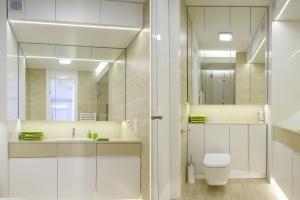 Mała łazienka: tak powiększysz ją optycznie