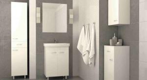 Meble łazienkowe: nowa kolekcja w klasycznej bieli