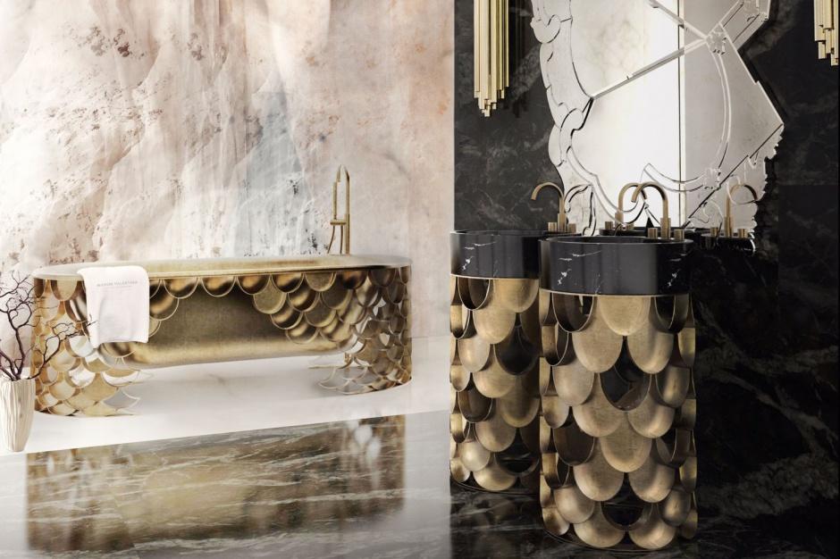 5 pomysłów na wolno stojącą umywalkę