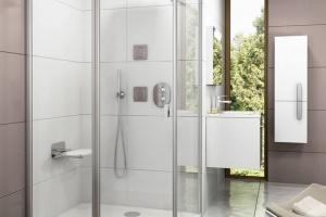 Strefa prysznica: 5 pomysłów na baterie