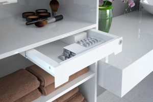 Funkcjonalna łazienka: postaw na dobrą organizację