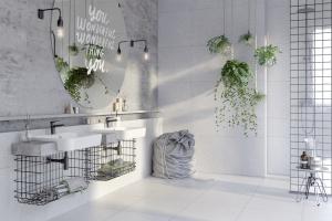 Szare płytki ceramiczne: nowa kolekcja do łazienek