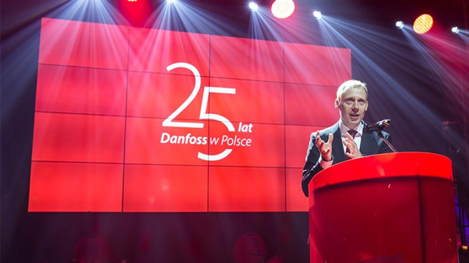 25 lat Danfoss w Polsce. Iwestycje wysokości 800 mln zł i zapowiedź dalszego rozwoju