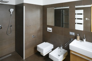 Nowoczesna łazienka: 15 projektów pięknych wnętrz