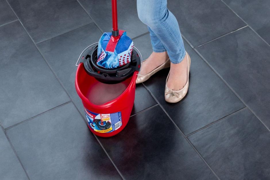 Sprzątanie w łazience: wybierz praktyczny mop