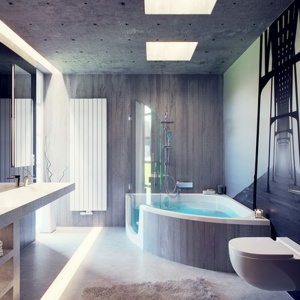 Nowoczesna łazienka: wybierz armaturę o geometrycznych kształtach