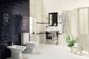 Łazienka w stylu klasycznym: piękne aranżacje