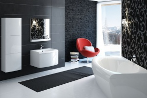 Białe meble łazienkowe: 10 modnych kolekcji