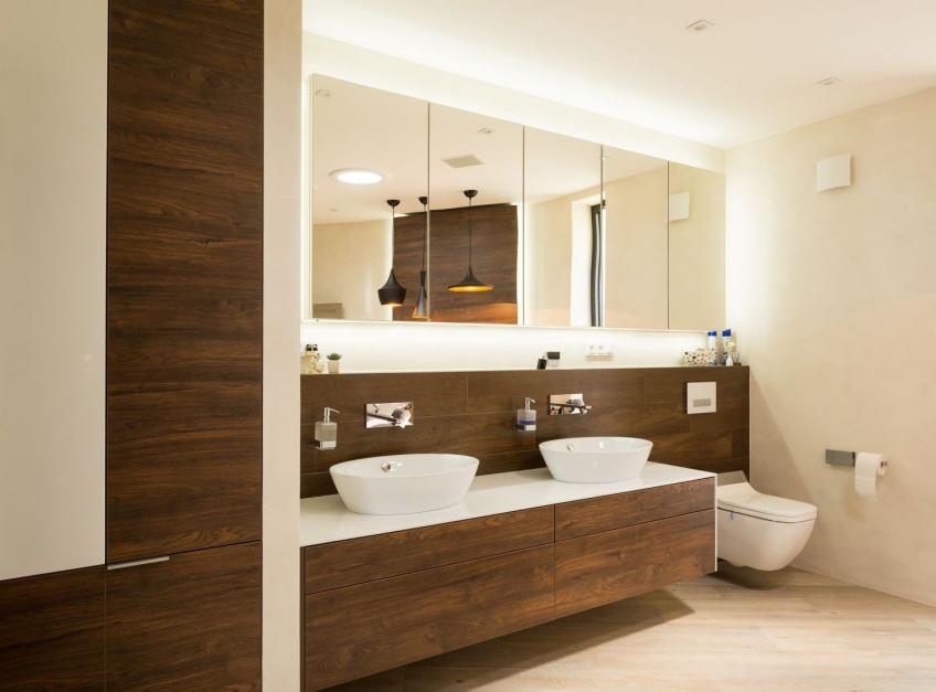 Chłodny Aranżujemy - Blat w łazience: wybierz konglomerat kwarcowy WP62