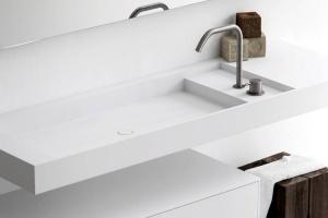 Wybieramy umywalkę - zobacz rozwiązania z różnych materiałów