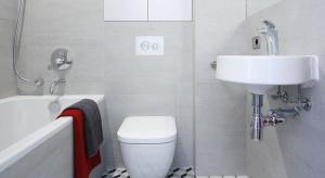 Szara łazienka: 10 propozycji polskich projektantów