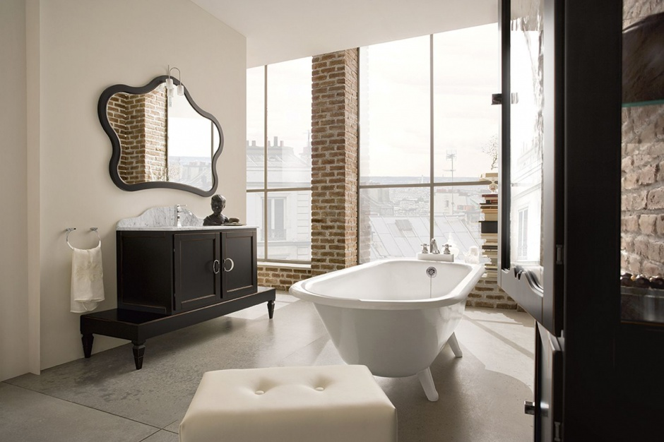 Lustro w łazience: zobacz najciekawsze pomysły