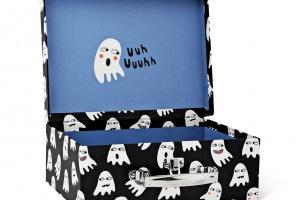 Akcesoria łazienkowe: zobacz drobiazgi idealne na Halloween
