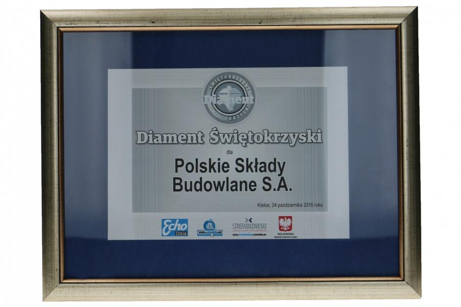 Grupa PSB wśród liderów przedsiębiorstw z woj. świętokrzyskiego