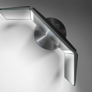 Inteligentna łazienka - nowe lustro łączące się ze smartfonem