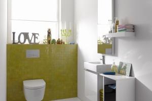 Bezkołnierzowe miski WC: przegląd produktów [podajemy ceny]