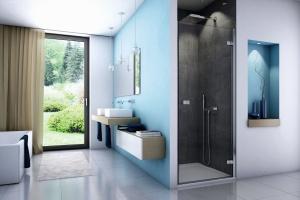 Kolor w łazience: postaw na odcienie błękitu