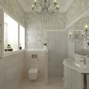Łazienka w stylu klasycznym: pomysły projektantów