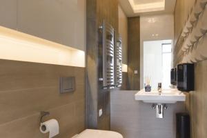 Projekt łazienki w gabinecie dentystycznym