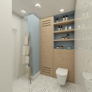 Ściana w łazience: pomaluj ją farbą