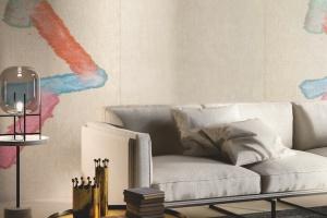 Płytkowe trendy 2016: tkaniny wracają na ściany
