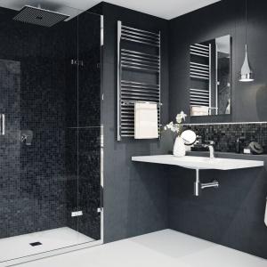 Nowoczesna strefa prysznica: wybierz podtynkową baterię