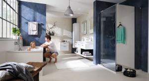 Łazienka dla dwojga: pomysł na wnętrze do 8 tys. zł