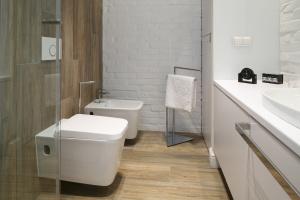 Podłoga w łazience: inspiracje z domów Polaków