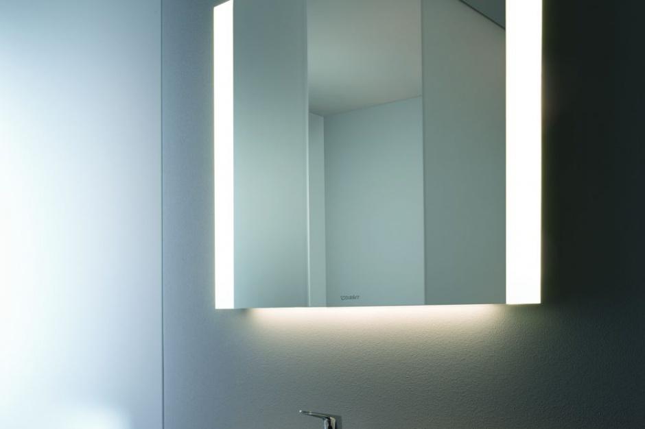 Lustra łazienkowe z oświetleniem