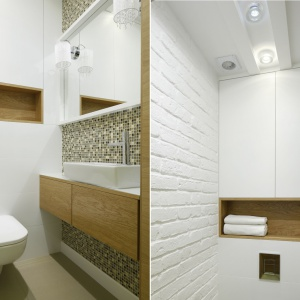 Jasna łazienka: 10 zdjęć z polskich domów