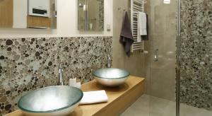 Przytulna łazienka w stylu retro: gotowy projekt